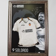 Camiseta de Roberto Soldado