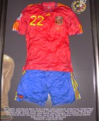 T-shirt of the World Cup 2010