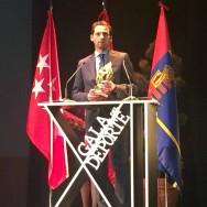 (Español) Premio gala del deporte